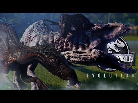 Xxx Mp4 Jurassic World Evolution INDO VS INDOM Indoraptor VS Indominus Rex Fallen Kingdom DLC Gameplay 3gp Sex