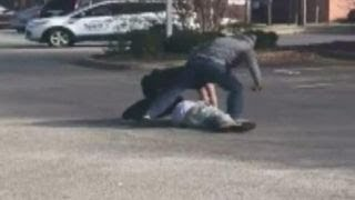 Homeless man helps officer take down suspect