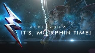 Power Rangers 2017 theme / trailer song // Jiří Vrba - It's Morphin' Time !