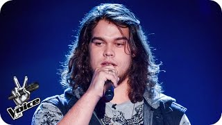 Alaric Green performs 'Broken Vow' - The Voice UK 2016: Blind Auditions 4