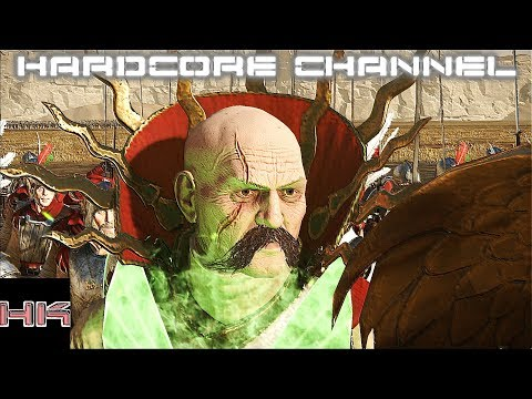 Xxx Mp4 Total War Warhammer 2 прохождение Hardcore Империи Смертных 16 Война с Наггаротом 3gp Sex