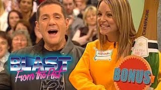 TROLLEY DASH On Dale Winton's Supermarket Sweep 2007 | Blast From The Past