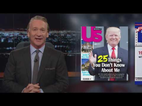 Real Time with Bill Maher 25 Things You Don t Know About Donald Trump HBO