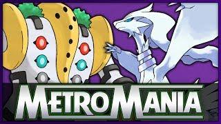 Regigigas vs Reshiram | MetroMania Season 2 Quarter Final 3 | Legendary Pokémon Metronome Battle