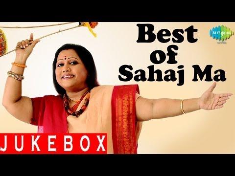 Best of Sahaj Ma   Bengali Folk Songs Audio Jukebox   Tomay Hrid Majhare Rakhbo   Traditional Songs