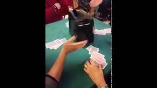 Automatic Card Shuffler | Cards Distribution | Dealing Machine