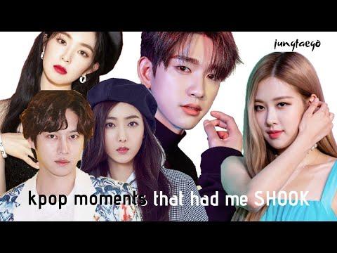 kpop moments that had me shook part 3