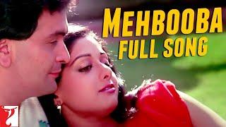 Mehbooba - Full Song - Chandni