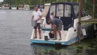 Steve and Gaz's Ice Bucket Challenge