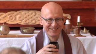 Řeč Dharmy zenového mistra Wu Bonga - YMJJ PRAHA 2013 2/4