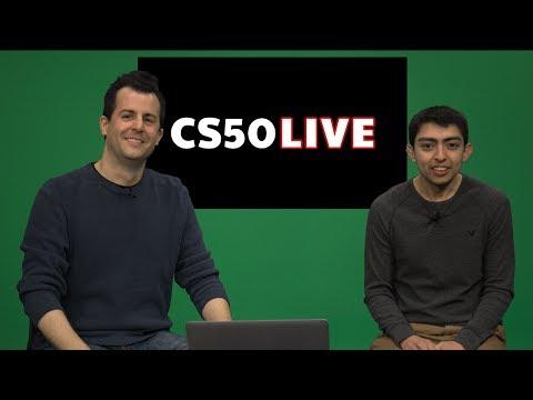 CS50 Live, Episode 005
