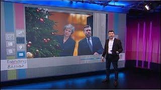 بي_بي_سي_ترندينغ: بريطانيا تحبس أنفاسها بانتظار مصير البلاد السياسي و#تيريزا_ماي