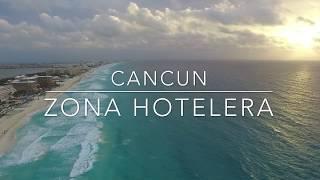 🏖 4K CANCUN ZONA HOTELERA!! Vlog 20