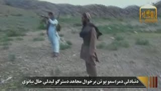 Taliban video shows release of US army sergeant after five years of captivity