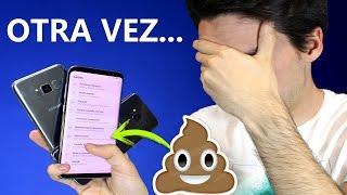 PANTALLA ROJA en el Samsung Galaxy S8 - DEMOSTRADO!