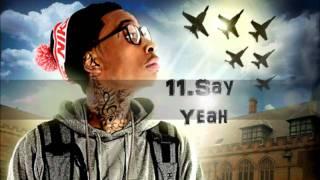 Wiz Khalifa top/best 15 hit songs- HD