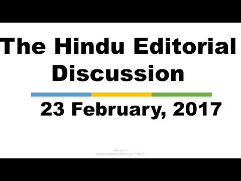 Xxx Mp4 Hindi 23 February 2017 The Hindu Editorial Discussion Cruel Populism Elders Problems 3gp Sex