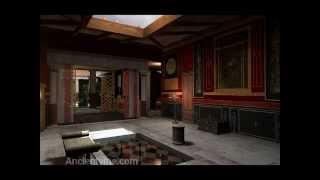 Virtual Roman House