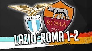 Direttastadio 7Gold - (LAZIO ROMA 1-2) ROMA CAPOLISTA