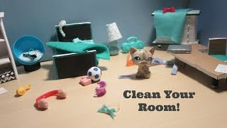 LPS: Cleaning Misty
