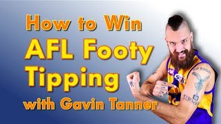 How to Win AFL Footy Tipping