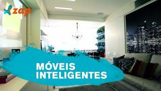 Móveis inteligentes transformam um ambiente em cinco - Dicas e Tendências de Decoração