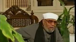 حكم الصلاة بالمساجد التى بها قبور - الشيخ الشعراوى