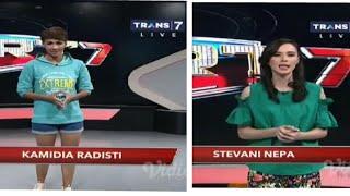 1 Nov 2017# Duet Cantik Sport 7# Kamidia Radisti dan Stefani Nepa