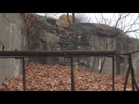 Xxx Mp4 Amazing Abandoned Civil War Fort Exploration In NYC Fort Totten Queens NY 3gp Sex