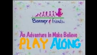 An Adventure in Make Believe Play Along