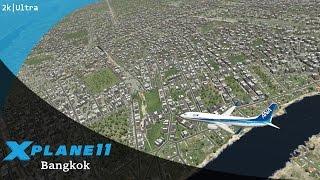 X-Plane 11 - Bangkok