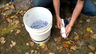 How To Make Biomass Briquettes For Survival Fuel