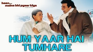 Hum Yaar Hain Tumhare - Haan Maine Bhi Pyaar Kiya | Akshay Kumar, Karisma Kapoor & Abhishek Bachchan