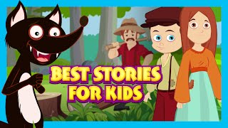 Best Stories For Kids - Fairy Tales | Hansel and Gretel, The Lazy Horse, Rapunzel and More