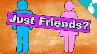 Can Men & Women Be JUST Friends?