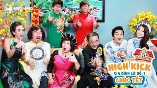 Gia đình là số 1 sitcom | cười nghiêng ngả với lời chúc tết đến từ dàn diễn viên hot nhất showbiz