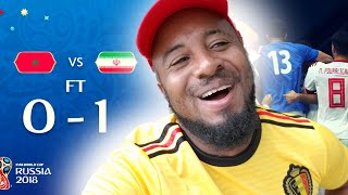 Morocco vs Iran 0-1 Reaction | Team Melli Wins Their Second Ever World Cup Match