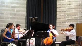 VCM Sapphire Quintet Recital - Robert Schumann Op. 44