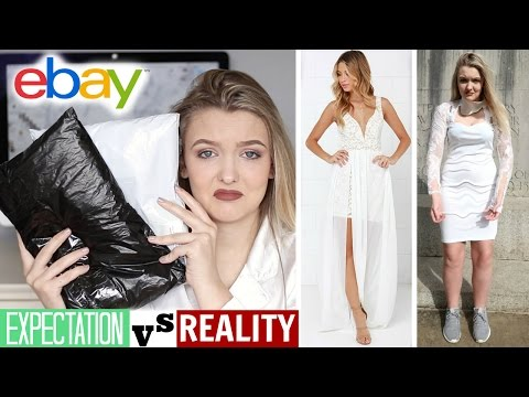 Xxx Mp4 Trying On 3 WEDDING Dresses I Bought From Ebay DISASTER 3gp Sex