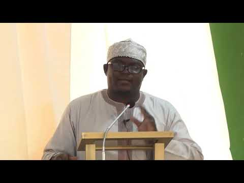 KHUTBAH CHANNEL S2  EP 11 AMEN SCIENTIFIC HOSPITAL MOSQUE,  DOME 1