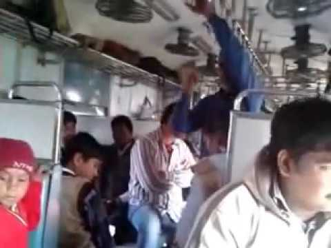 MMS of bihar in train.....
