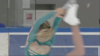 Figure Skating Cup of Russia Final 2019 Ladies FS