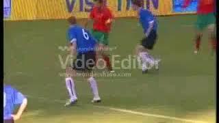 QWC 2006 Estonia vs. Portugal 0-1 (08.06.2005)