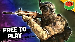 Great Free To Play FPS! | Warface PS4