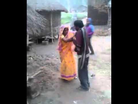 Bihar mein Daru Band hone se pati aur Patni Ki Ladai  chhapra ( husband and wife)