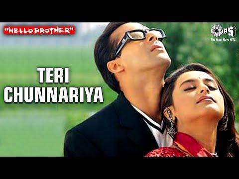 Xxx Mp4 Teri Chunnariya Hello Brother Salman Khan Rani Mukherjee Kumar Sanu Alka Yagnik 3gp Sex
