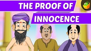 The Proof of Innocence | Tenali Raman In English | Animated Stories For Kids