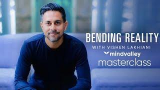 Becoming Limitless With Vishen Lakhiani — Mindvalley Masterclass Trailer