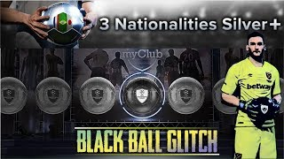Getting_Black_Balls | 3_Nationalities Silver+ _ - _ Pes_Mobile