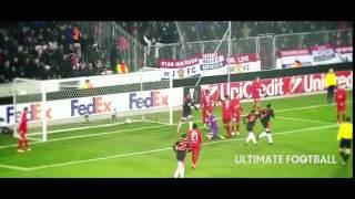 Memphis Depay Goal Europa League FC Midtjylland 0-1 Manchester United 17/02/16 HD 720p